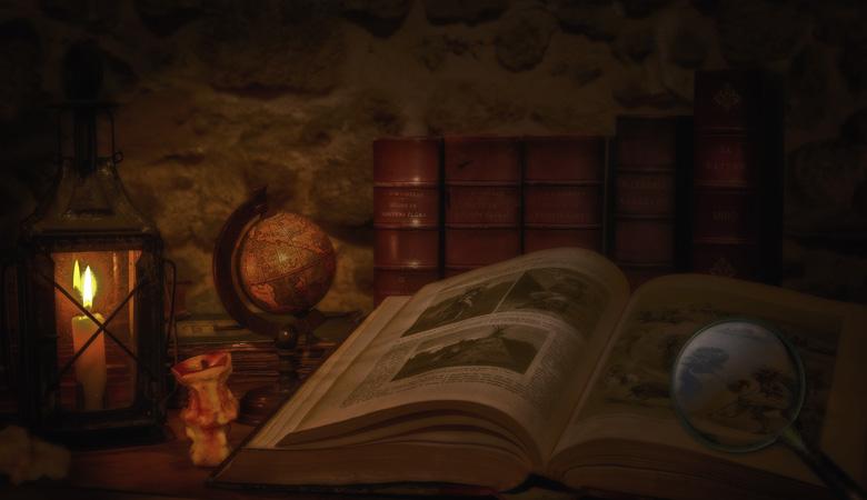 Βιβλίο, escape rooms Θεσσαλονίκη - Ασία Ευρώπη