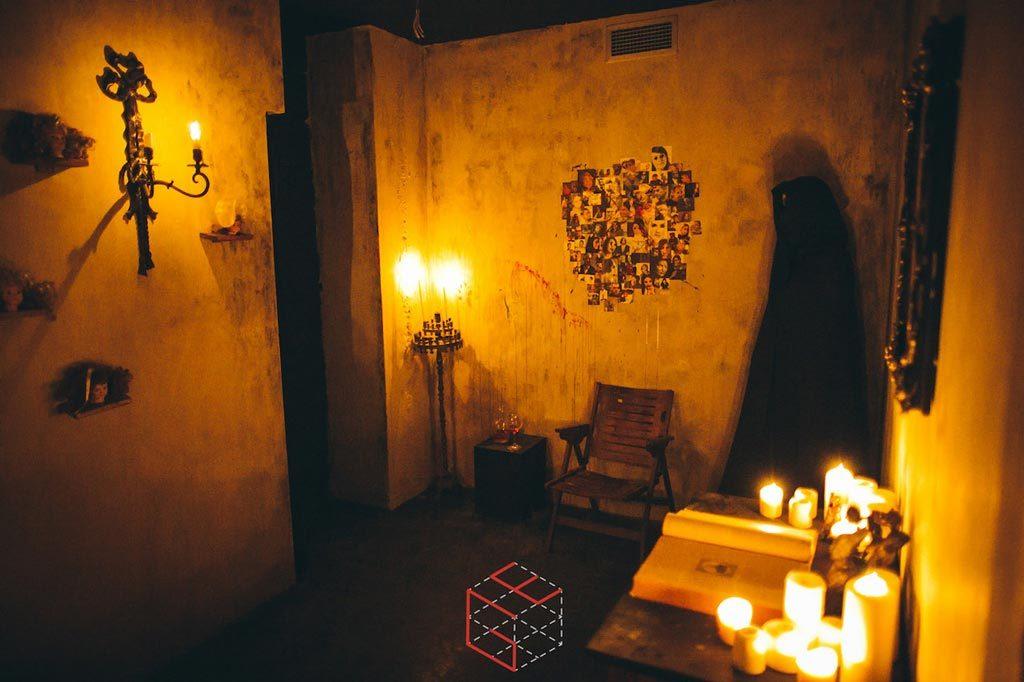 Το τρομακτικό δωμάτιο απόδρασης, The ritual nightmare edition στη Θεσσαλονίκη