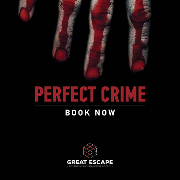 great escape rooms thessaloniki perfect crime