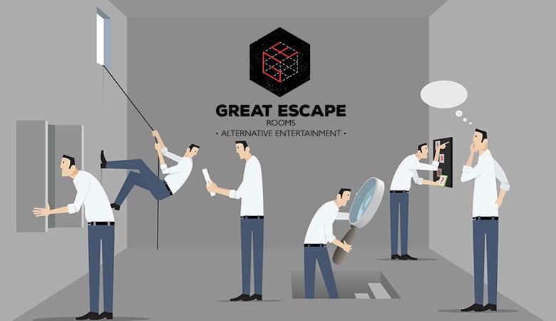 Team Building Using Escape Rooms