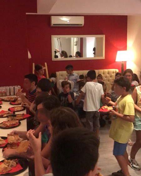 Χώροι για παιδικά πάρτυ Θεσσαλονίκη | Great Escape Rooms Thessaloniki