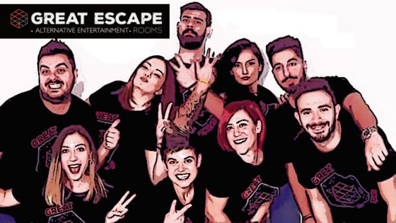 escape rooms team