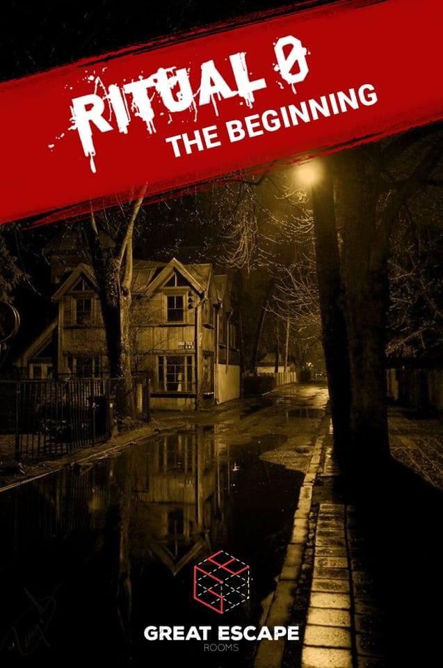 Ritual 0 The Beginning Escape Room