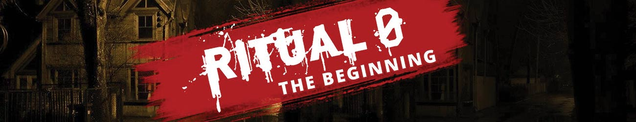 Ritual the beginning escape rooms