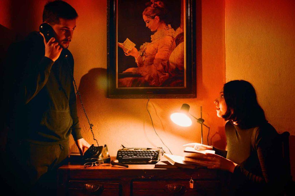 Ζευγάρι σε Escape Room στη Θεσσαλονίκη